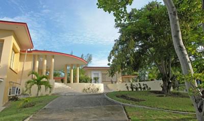 Vista del Hotel Villa Gaviota Santiago de Cuba