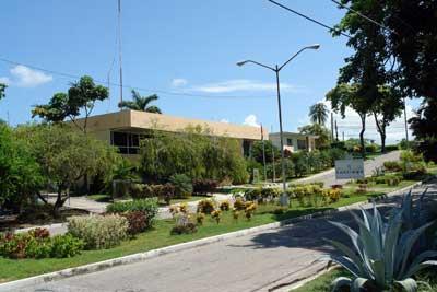 Hotel Villa Gaviota Santiago de Cuba view, Cuba