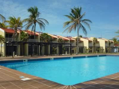 Hotel Villa Iguana pool,Cayo Largo, Cuba