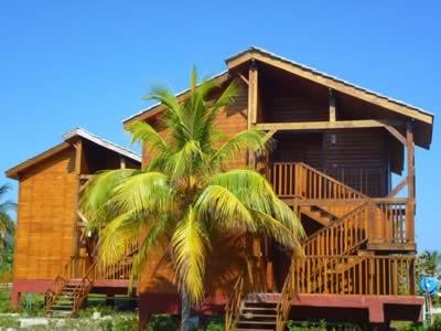 Hotel Villa Iguana  bungalows,Cayo Largo , Cuba
