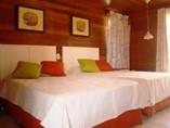 Habitación del Hotel Villa Iguana,Cayo Largo, Cuba