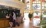 Hotel Villa Kawama Lobby