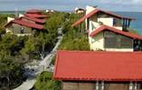 Cottages of hotel Villa Las Brujas