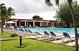 Pool of hotel Villa Los Laureles