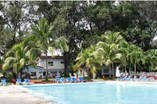 Pool of hotel Villa Los Laureles