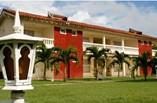 View of hotel Villa Los Laureles