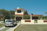 View of Villa Los Pinos