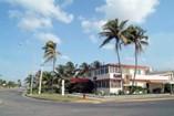 View of Hotel Villa Los Pinos , Havana , Cuba