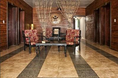 Hotel Villa Maguana Lobby