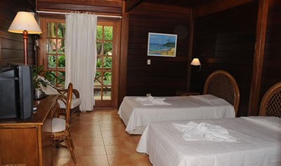 Hotel Villa Maguana Habitacion