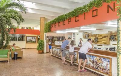 Hotel Villa Tortuga Lobby