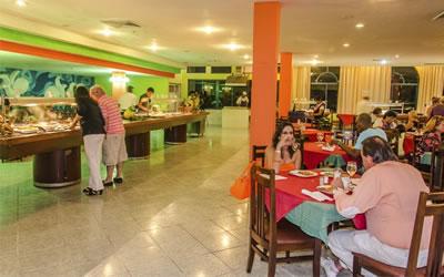 Hotel Villa Tortuga Restaurant