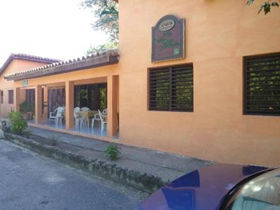 Vista de Hotel Villa Cabo San Antonio, Cuba
