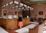 Recepción del Hotel Encanto Vueltabajo, Cuba