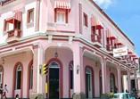 Fachada del Hotel Encanto Vueltabajo