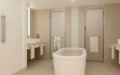 Hotel Warwick Cayo Santa Maria Bathroom