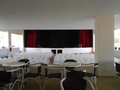 Hotel Warwick Cayo Santa Maria Show