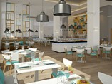 Buffet Restaurante del hotel