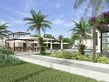 View of hotel exterior gardens