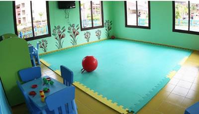 Salón de niños del Hotel Grand Memories Varadero