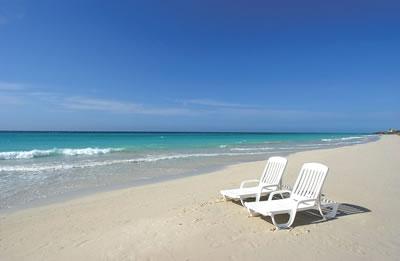 Beach View  Hotel Los Cactus , Varadero, Cuba