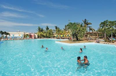 Hotel Los Cactus pool, Varadero, Cuba