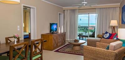 Habitación Suite del Melia Marina Varadero