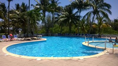 Hotel Residencial Tarara Pool