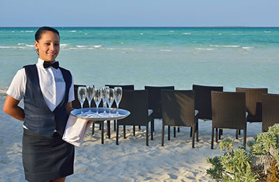 Hotel Sol Cayo Guillermo Beach