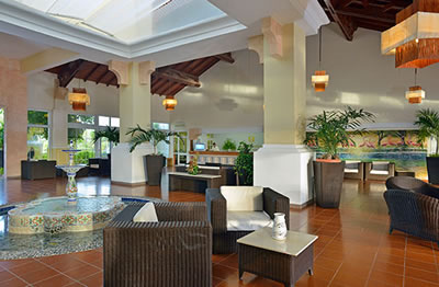 Hotel Sol Cayo Guillermo Lobby