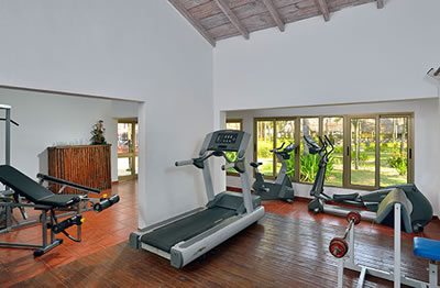 Hotel Sol Cayo Guillermo Gym