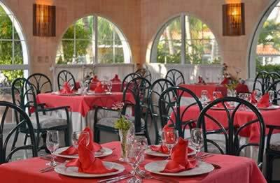 Hotel Sol Cayo Guillermo Restaurante
