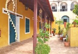 Hotel Encanto Mesón del regidor, interior,Trinidad