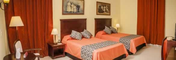 Hotel Encanto Arsenita room , Gibara, Cuba