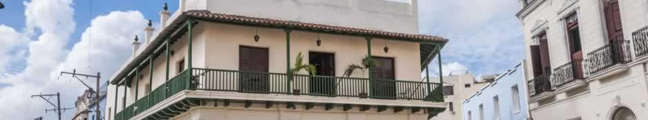 Hotel Encanto Camino de Hierro view, Cuba