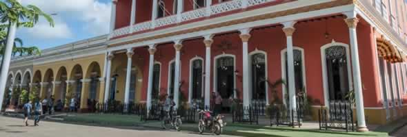 Hotel Encanto Camino del principe Facade,Cuba