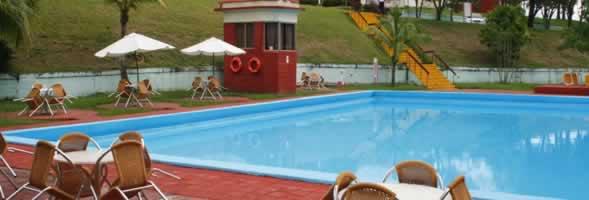 Piscina Hotel Rancho Hatuey, Sancti Spiritus, Cuba