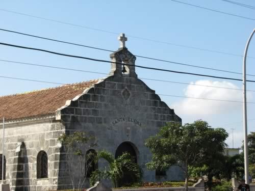 Santa Elvira Church, Varadero, Cuba