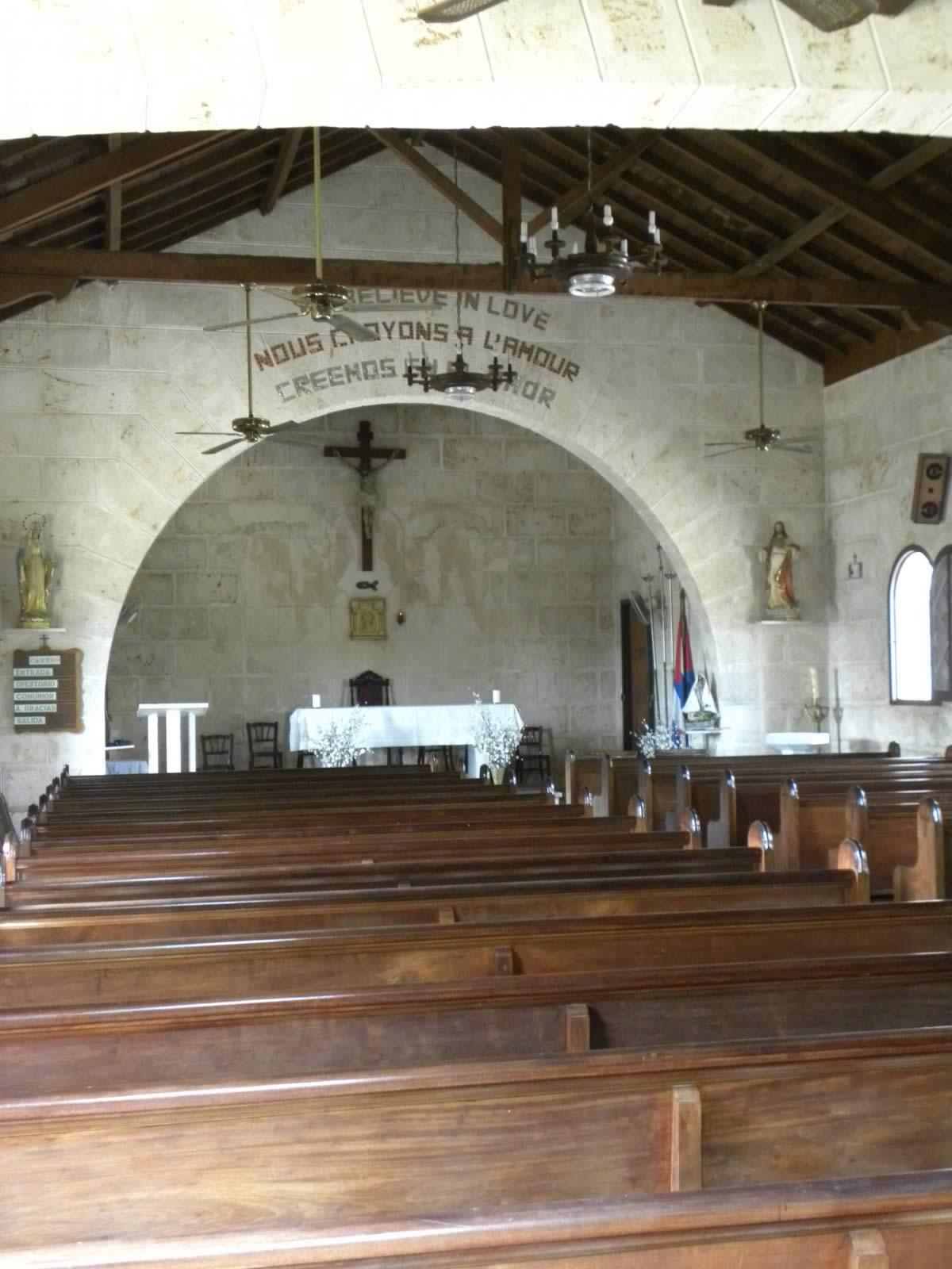 Iglesia de Santa Elvira Varadero, Cuba