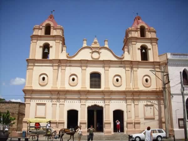 iglesia del carmen, Camaguey, Cuba