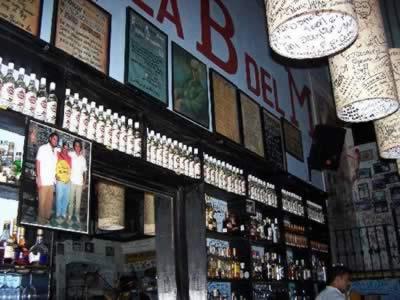 La Bodeguita del Medio Bar, Havana, Cuba.