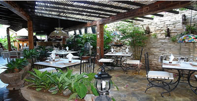 Restaurante La Fontana, Habana, Cuba