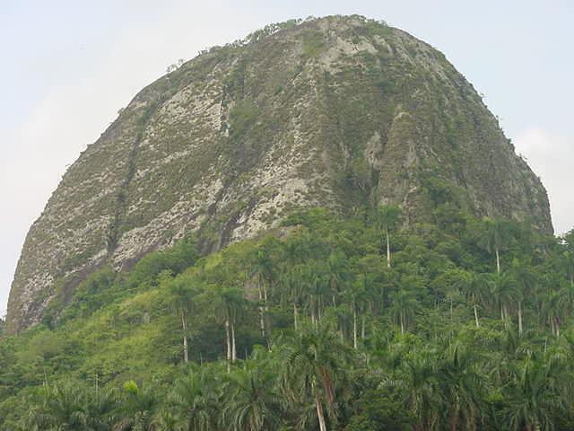 La Gran Piedra, Santiago de Cuba