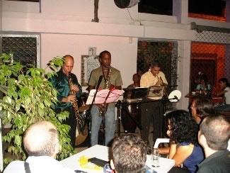 Restaurante La Bisgornia,Camaguey,Cuba