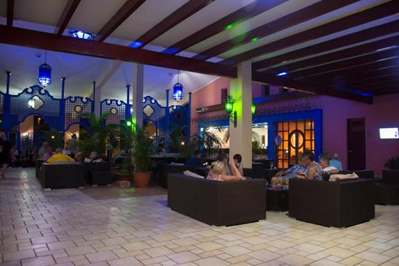 Roc Barlovento hotel lobby