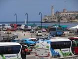 View of Malecon Havana, Cuba