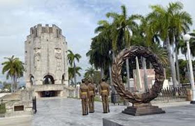 Jose Marti Mausoleum, Samtiago de Cuba