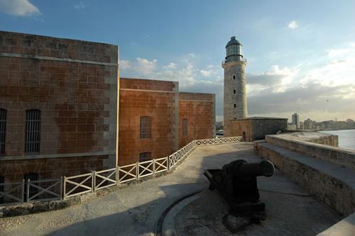 El faro del Morro, La Habana, Cuba