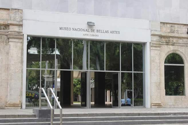 National Museum of Fine Arts, Havana, Cuba