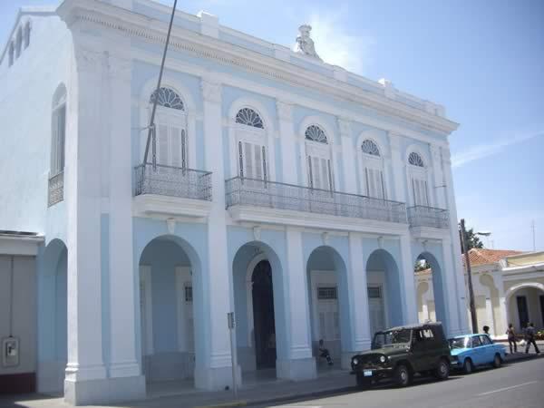 Museo Provincial, Cienfuegos,Cuba